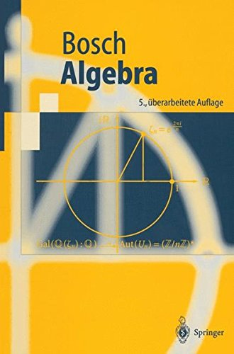 Algebra (Springer-Lehrbuch)