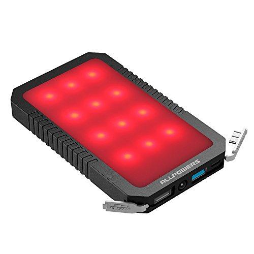 ALLPOWERS 12000mAh External Flashlight Technology