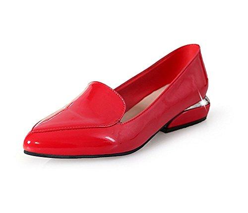 Punta Brida Zapatos Decoración Las De Casquillo La Sandalias Meili Señoras Correa Pies qPTxgdST8w