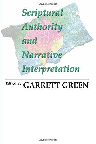 Download Scriptural Authority and Narrative Interpretation: pdf