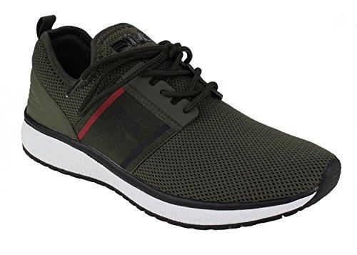 Eu Men Sneakers For Fila Green Khaki 44 xw4HBpvUq