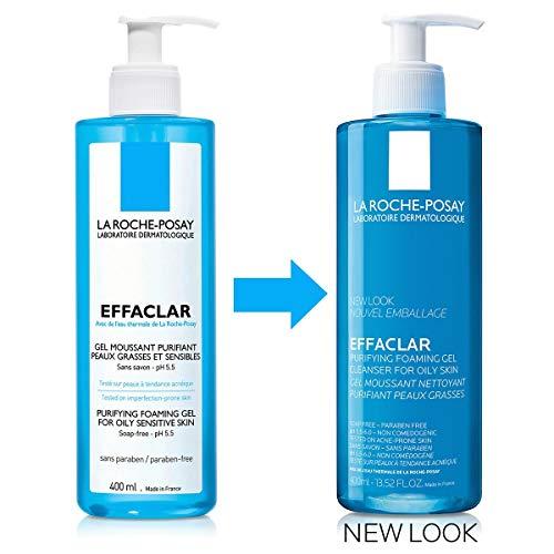 La Roche-Posay Effaclar Purifying Foaming Gel Cleanser for Oily Skin 7