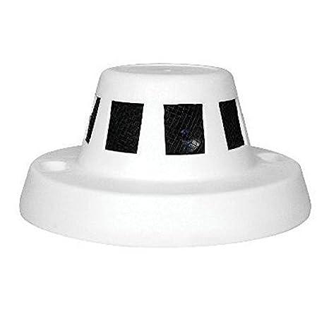 Leadercolor 960p HS3518 C + ar0130 CMOS HD IP interior oculta grabación de vídeo cámara oculta Detector de humo CCTV color blanco: Amazon.es: Bricolaje y ...