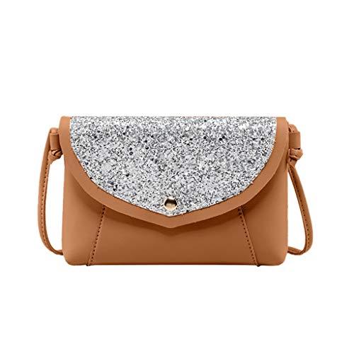 Evening Bag Clutch Purses for Women, Geetobby Ladies Sparkling Party Handbag Wedding Bag