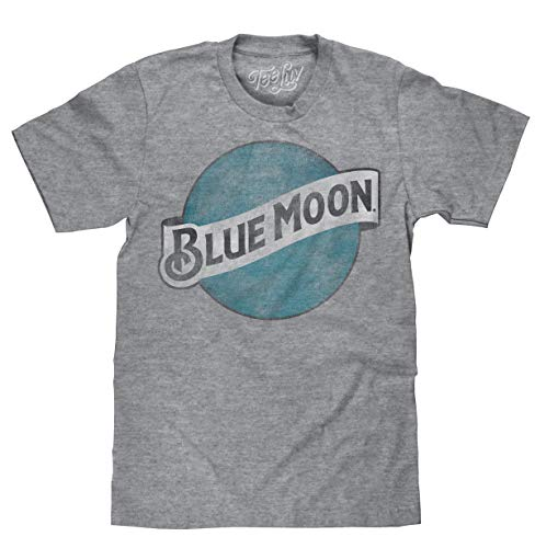 Blue Moon Color Logo | Soft Touch Tee-x-Large ()