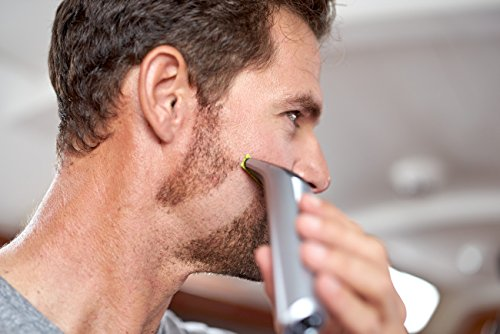 Philips-Norelco-Oneblade-QP652070-Pro-Hybrid-Electric-Trimmer-and-Shaver