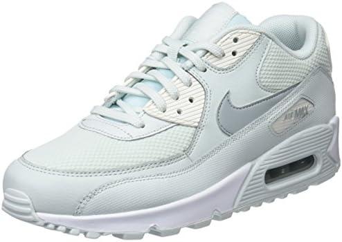 Nike Women's Air Max 90 Sneaker, Blue