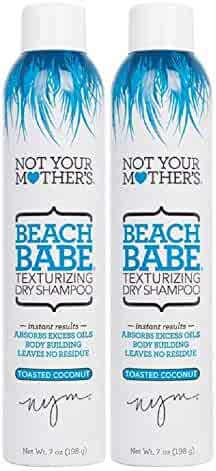 Not Your Mother's 2 Piece Beach Babe Texturizing Dry Shampoo, 14 Ounce