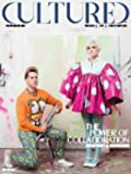 Cultured Magazine (April-May, 2016) Jeremy Scott and Rosson Crow Cover