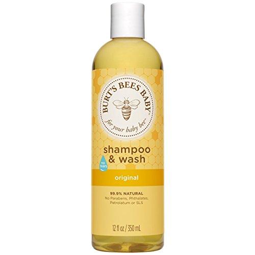 Burt's Bees Baby Bee Original Shampoo & Wash 8 oz