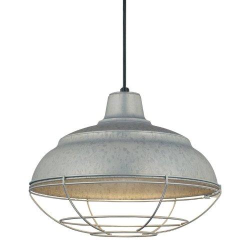 Millennium Lighting RWHC14-GA R Series 1-Light Pendants in Chrome