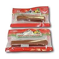 Himalayan Dog Chews, Large, Pack of 2