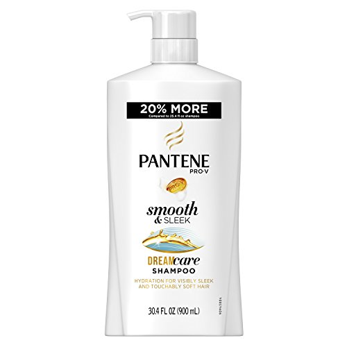 Pantene Pro V Smooth Sleek Shampoo