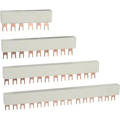 Busbar, 45mm, for 4 MPW w/o side mounted auxiliary contacts