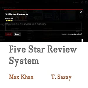Five Star Review System Audiobook