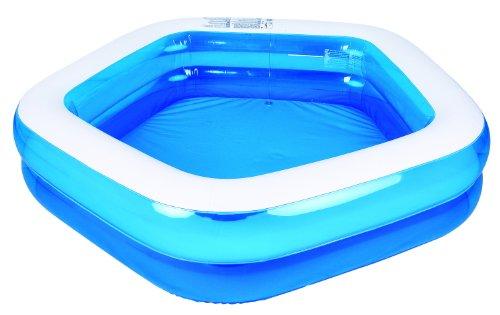(Jilong Pentagon Inflatable Family Pool, 79