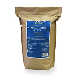 Magnesium Bath Flakes (11 lbs)