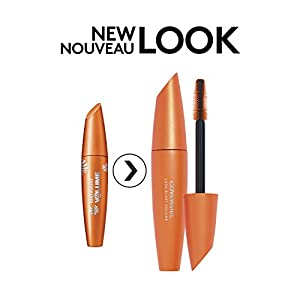 COVERGIRL LashBlast Volume Mascara, 1 Tube (0.44 oz), Very Black Color, Volumizing Mascara, Hypoallergenic, For All Eye Colors & Skin Tones