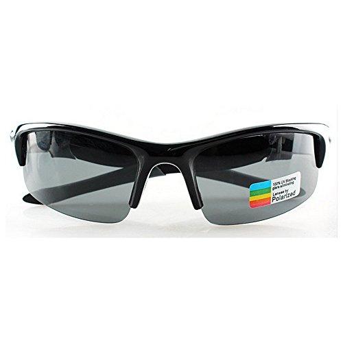 XQ para LBY Negro De Color de Gafas Polarizadas Montar De Al Sol Conducción Negro Gafas Gafas De 179 Gafas Libre Aire Deporte Hombre qCBYCrwxU