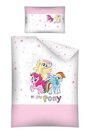 Dp My Little Pony Bettwäsche Wendebettwäsche Größe 100 X 135 Cm