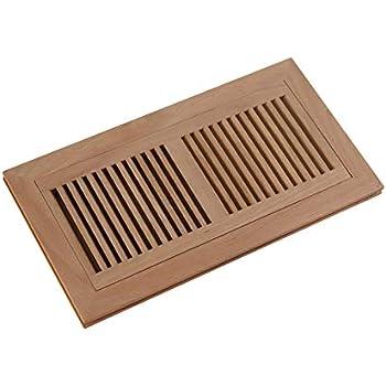 Welland 6 Inch X 14 Inch Red Oak Hardwood Vent Floor