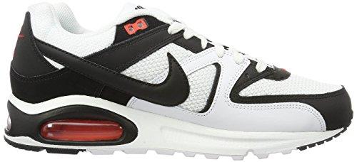 Nike 629993, Zapatillas para Hombre Varios colores (Blanco / Negro)