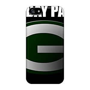 Hot Hard Cover Case For Iphone/ 5/5s Case Cover Skin - Green Bay Packers