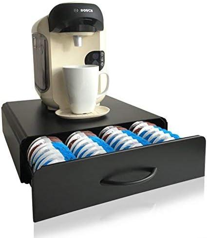 Cafe Concetto – Tassimo Pod soporte | 64pcs | T-Disc para cápsulas ...