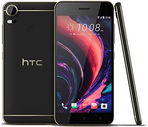HTC Desire 10 Lifestyle 4G LTE Phone Unlocked 32GB 5.5 inches 3GB RAM (LTE At&T Cricket Europe Asia Africa Some Latin) International Version (Stone Black) (Unlocked G Phone 4 Htc)