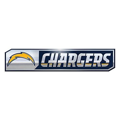 (NFL San Diego Chargers Truck Emblem, 2-Pack)