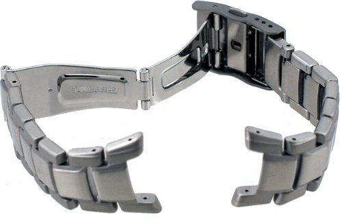 Casio  10102363 Stainless Steel Genuine Replacement Strap