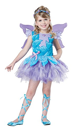California Costumes Lilac Fairy Costume, One Color, (Girls Lilac Fairy Costumes)