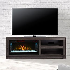 Compare Price To Fireplace Grey