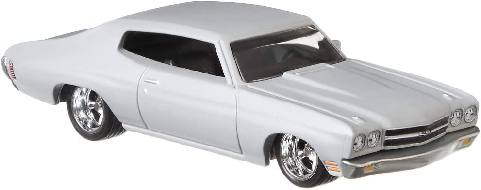 Hot Wheels 70 Chevy Chevelle BARE METAL