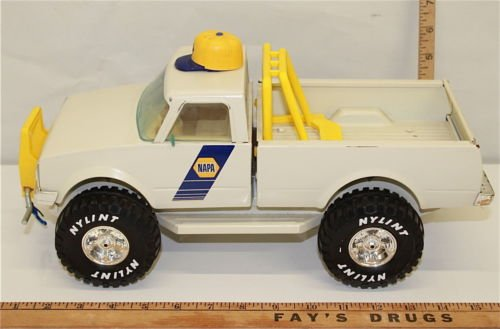 vintage-nylint-napa-auto-parts-pickup-truck-front-winch-pressed-steel-made-usa