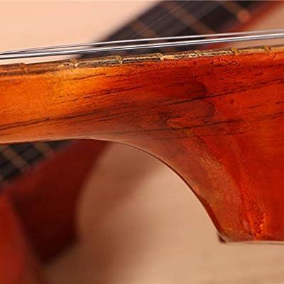RollingBronze 6 Strings Ukulele Mini Guitar Musical Instrument for Children Gift 21