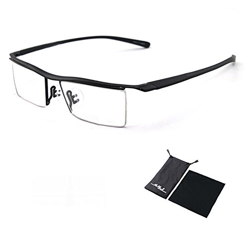 Juli Fashion Reading Glasses (Black) - 1