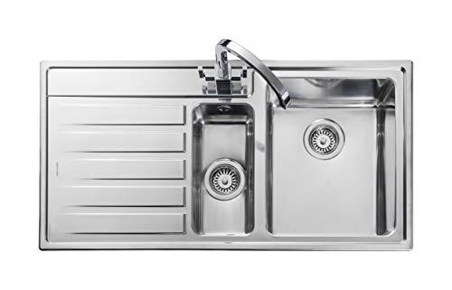 Rangemaster RK9852L/ Rockford Inset Sink, Stainless Steel