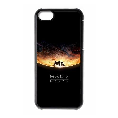 Halo Reach QW21SX8 cas d'coque iPhone de téléphone cellulaire 5c coque P7VF6F7DN