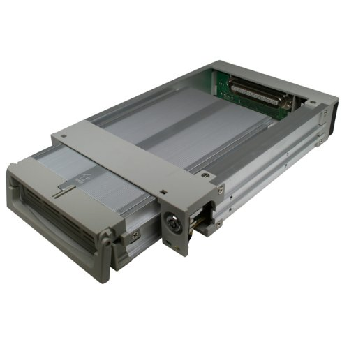 Kingwin IDE/ATA100/133 Aluminum Mobile Rack with Single Fan KF-21-IPF ()