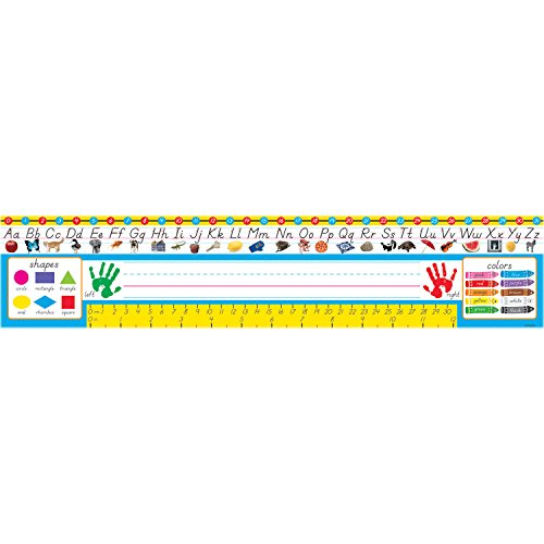 (PreK-1 Desk Toppers® Reference Name Plates (Modern) )