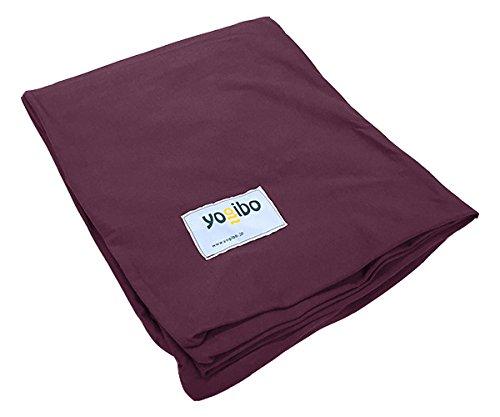 【専用カバー】Yogibo Midi (ディープパープル) B0152GJY8K ディープパープル ディープパープル