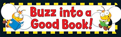 Carson Dellosa Buzz-Worthy Bees Bookmarks (103046)