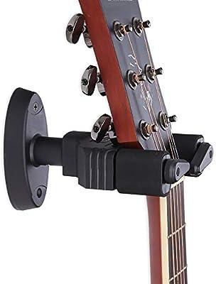 Gravedad Autoblocante Auto Lock Wall Holder Colgador Guitarra ...