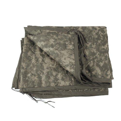 (US Military Poncho Liner Woobie Blanket, ACU)