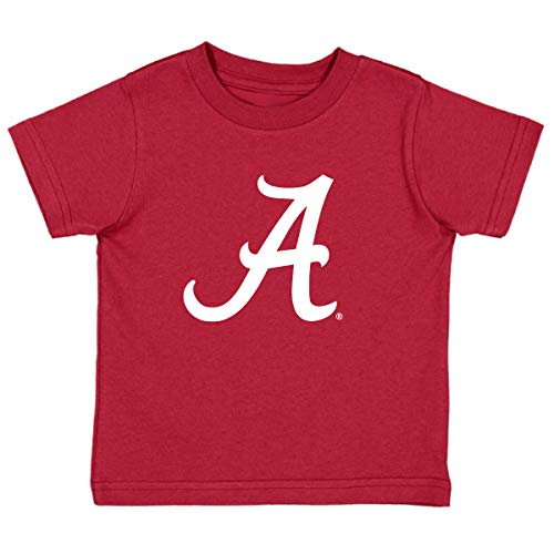 Future Tailgater Alabama Crimson Tide LOGO Baby/Toddler TShirt (3T)
