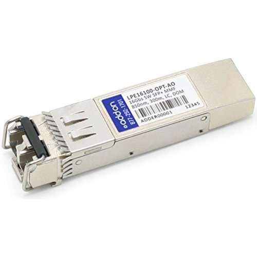 Addon Emulex Lpe16100-Opt Compatible Taa Compliant 16Gbs Fibre Channel Sw Sfp+ T by Add-On Computer Products