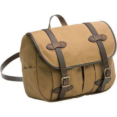 Medium Field Messenger Bag Color: Tan (Field Medium Bag)