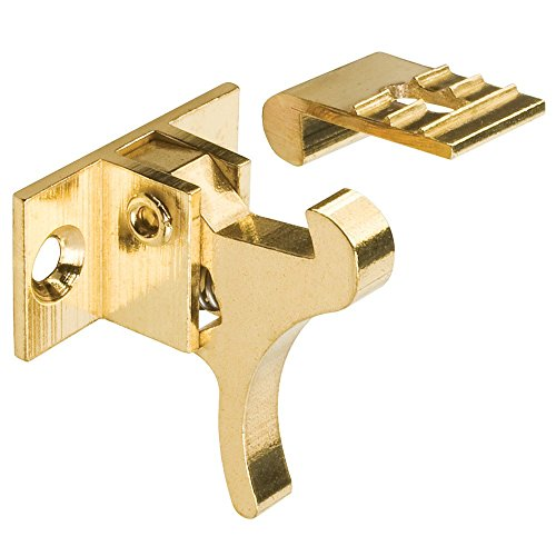 Solid Brass Elbow Catch (Elbow Solid Brass Catch)