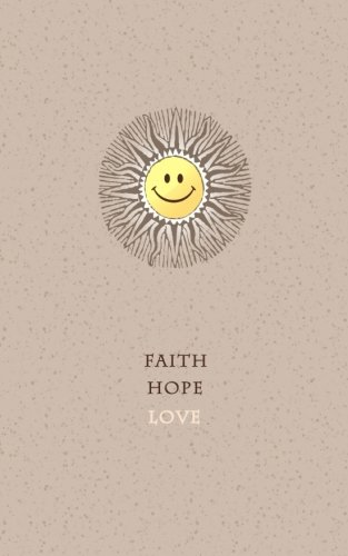 - Faith, Hope, Love Graph Notebook: Classic Smiley Face Notebook, Each Grid 0.2 inches, 120 Pages, 5